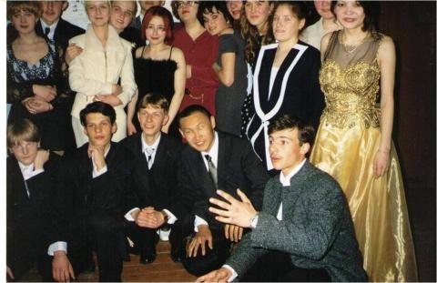 Выпуск 1998 - Андрей Иванович Алексеенко