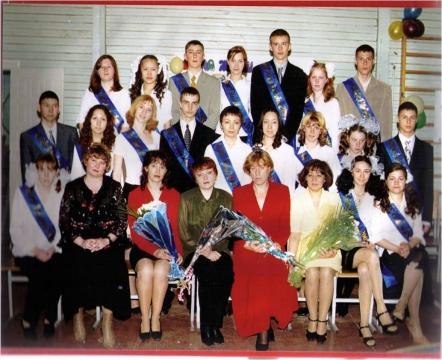 Выпуск 2003 - Андрей Иванович Алексеенко