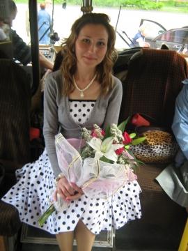 Моя доченька - Александра Иосифовна Бычина