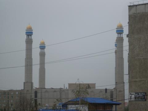 Мусульманская мечеть - Нина Алексеевна Ивашка