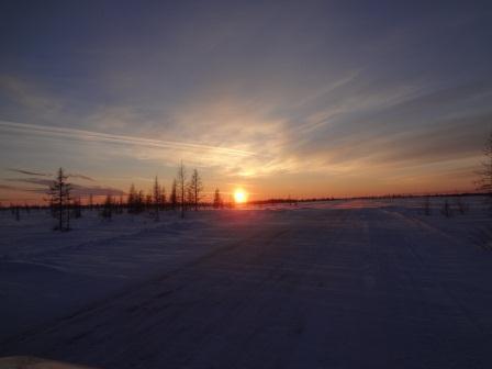 закат 5 февраля - Эльдар Алихасович Ахадов