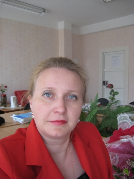 Портрет - Татьяна Анатольевна Морозова