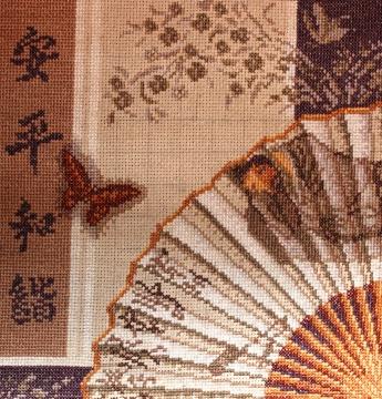 `Бабочка и веер` - Муниципальное бюджетное общеобразовательное учреждение Средняя общеобразовательная школа №1