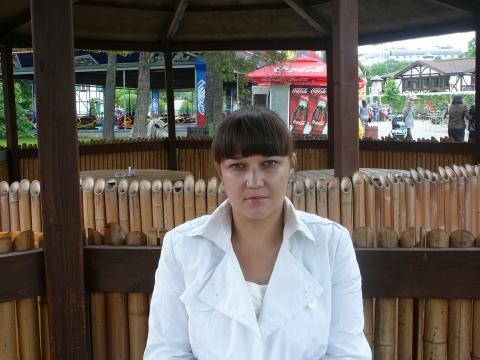 я - Аделя Саимовна Шагиахметова