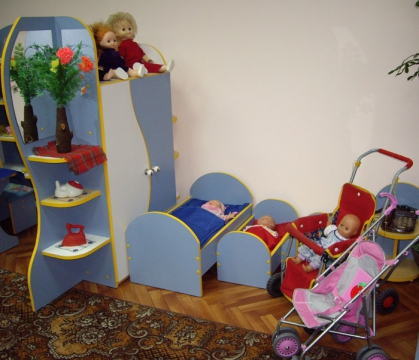 Кукольный уголок в детском саду своими руками фото