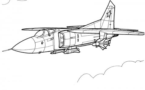 Самолеты военные своими руками