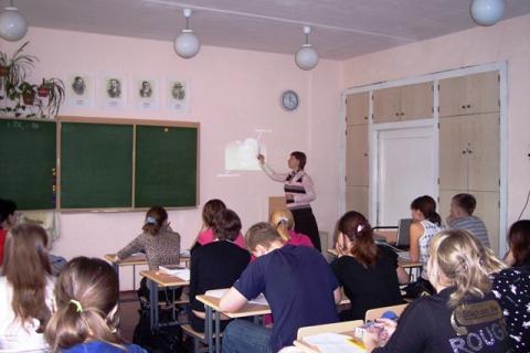 На уроке - Инна Викторовна Полякова