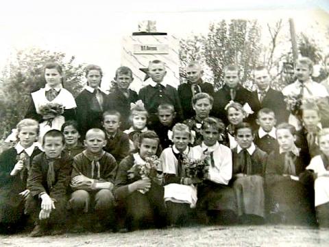 1960г. - Акимовская общеобразовательная школа №1