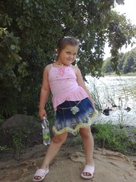 Портрет - Лиза Николаевна Баглачёва