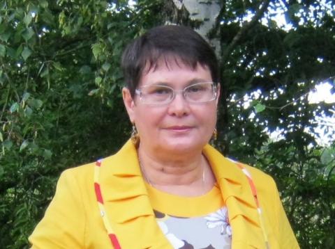 Портрет - Светлана Павловна Ковалева