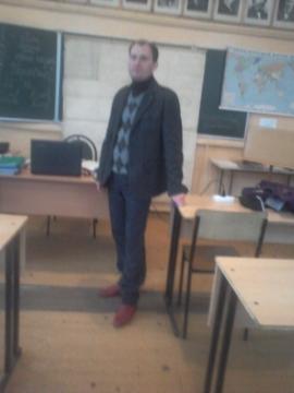 Портрет - Сергей Сергеевич Андреенков