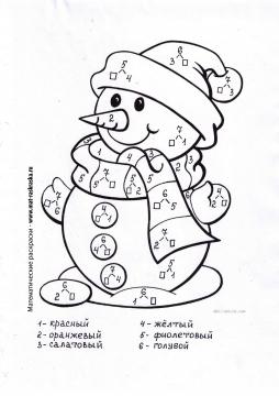 Математические открытки