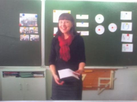 Портрет - Галина Вячеславовна Коваленко