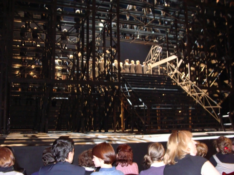 Театр. Гамлет.27.02 2013 - Галина Викторовна Мяэ