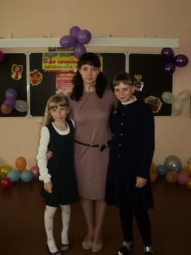Портрет - Надежда Игоревна Мочалова