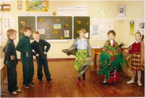 осенние посиделки - Надежда Игоревна Мочалова